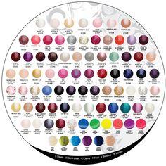 harmony gelish swatches on pinterest swatch gel polish