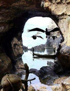 Natural Optical illusion
