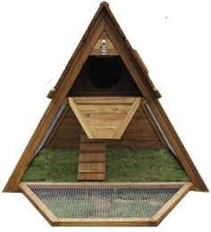 Small A Frame Chicken Coop