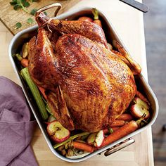 Apple-Bourbon Turkey