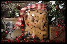 Ornamental Gingerbread Cookies--recipe