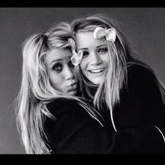 Mary - Kate and Ashley Olsen love them