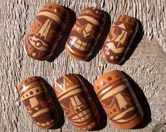 hawaiian nail art - Bing Images