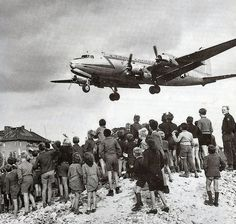 June 26, 1948: U.S. Begins the Berlin Airlift