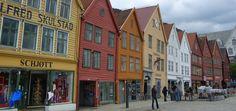 bergen norway fish market - more tourist ideas