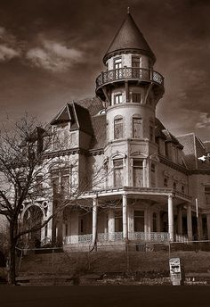 The Krueger Mansion