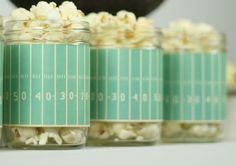 Popcorn - #SuperBowl Party food