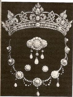 Inglaterra - Queen Alexandra Rundell Tiara