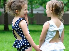 Free Swimsuit Patterns for Kids