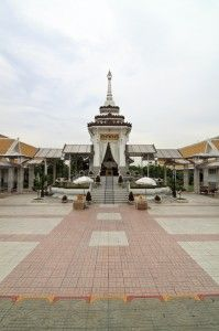 Thailand Funeral Traditions