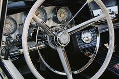 1960 Thunderbird Dashboard