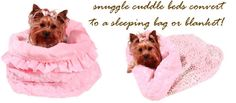 Puppy Snuggle Beds, Small Dog Bed, Beds For Dogs, Pet Beds, Blankets, Sleeping Bags, Cuddle, Burrow Beds, Pet Boutique