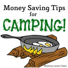 Money saving tips for car camping {from @funkym80}