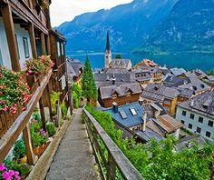 Europe's Most Beautiful Villages: Hallstatt, Austria