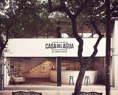 Casa Del Agua designed by TH Inc in Mexico City, Mexico.