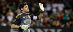 Iker Casillas was fit to play: Vicente del Bosque