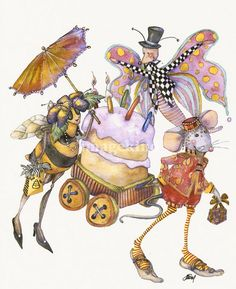 bee happy......Laurel Nelson