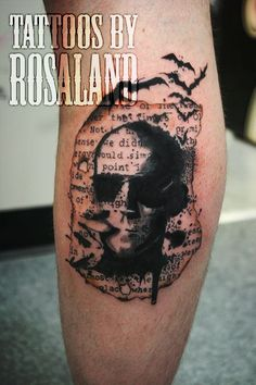Awesome tattoo 39 s on pinterest 63 pins for Hunter s thompson tattoos