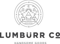 "Lumbürr, ""a lifestyle brand of handcrafted products"" based in Toronto, ""infused with Canadiana and a hint of Swedishness."" handcraft product, gratuit umlaut, lifestyl brand"