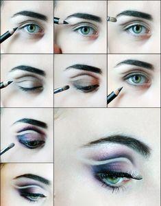 A tutorial set of photos.