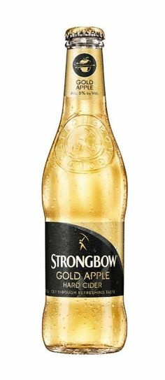 Strongbow Hard Cider, Gold Apple