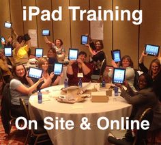 iPad Academy - Learn How to Use the iPad | Tutorials, Tips & Training [Navigate the site for free tips; you don't have to pay to learn]