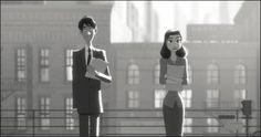 Disney's Paperman
