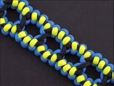 How to Make the Para-Aramid Bar Bracelet by TIAT