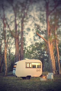 Now that is camping