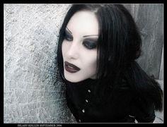 beautiful dark makeup