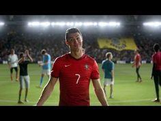 Nike Football Presents: 激戦上等 - Ronaldo, Neymar Jr., Rooney, Ibrahimović, Iniesta & more