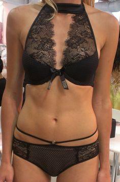 Rosapois Lingerie @curvexpo NY impressions www.lingeriebriefs.com