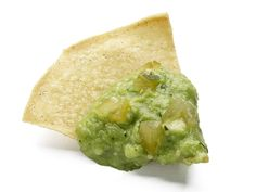 Creamy Tomatillo Guacamole Recipe : Food Network Kitchens : Food Network - FoodNetwork.com