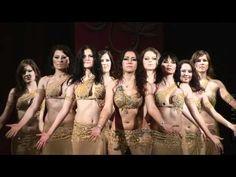 Mercedes Nieto and the Nymph Oriental Dance Company - Baed Annek, oriental dance