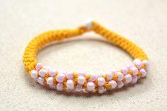 DIY Chinese Crown Knot Bracelet