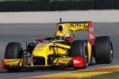 Robert Kubica, Renault R30; Valencia
