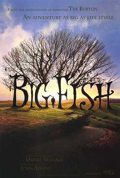 Big Fish :: Tim Burton, 2003