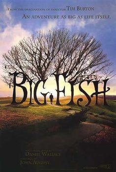 Big Fish :: Tim Burton, 2003