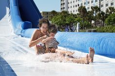 Baby-friendly beach vacations