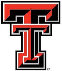Texas Tech Red Raiders Football Team Logo