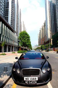 Bentley Continental GT-speed
