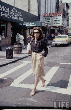 JACKIE KENNEDY... summer fashion