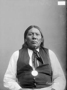 White Wolf – Comanche – 1894