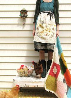 farm girl fashion