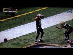 Lance Moore Key & Peele Touchdown Dance. ~Lance Moore and Kenny Stills for the win!!! #WhoDat
