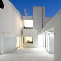 Pedone Working have designed a single-family #residence called Villa di Gioia in Bisceglie, Italy.