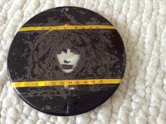 KATE BUSH LIONHEART Badge 1970's | eBay