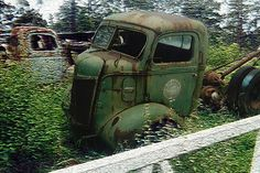 1941 Ford COE Truck
