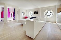 Amazing Church to Home Conversion in Notting Hill