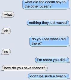 more puns
